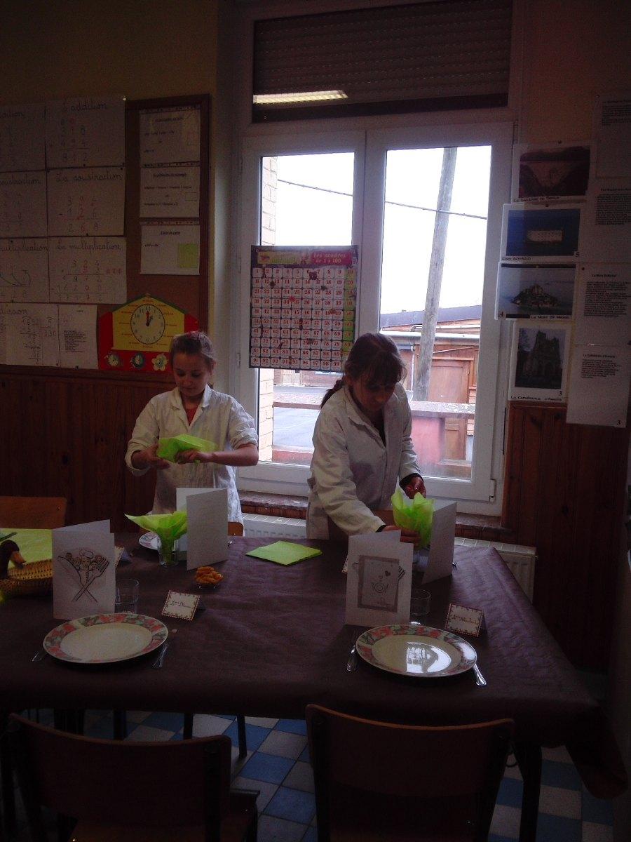 atelier cuisine et restauration
